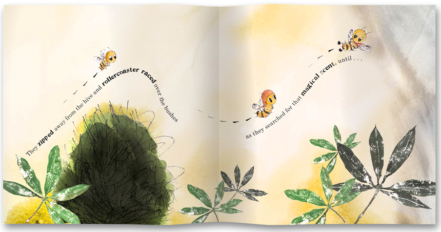Pippa Pixley – Bee Lines & Story Lines